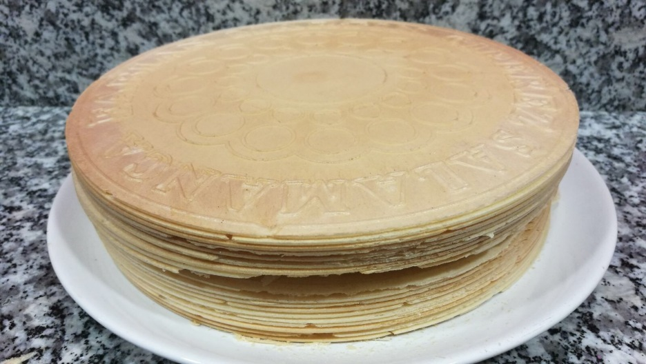 Tarta Huesitos